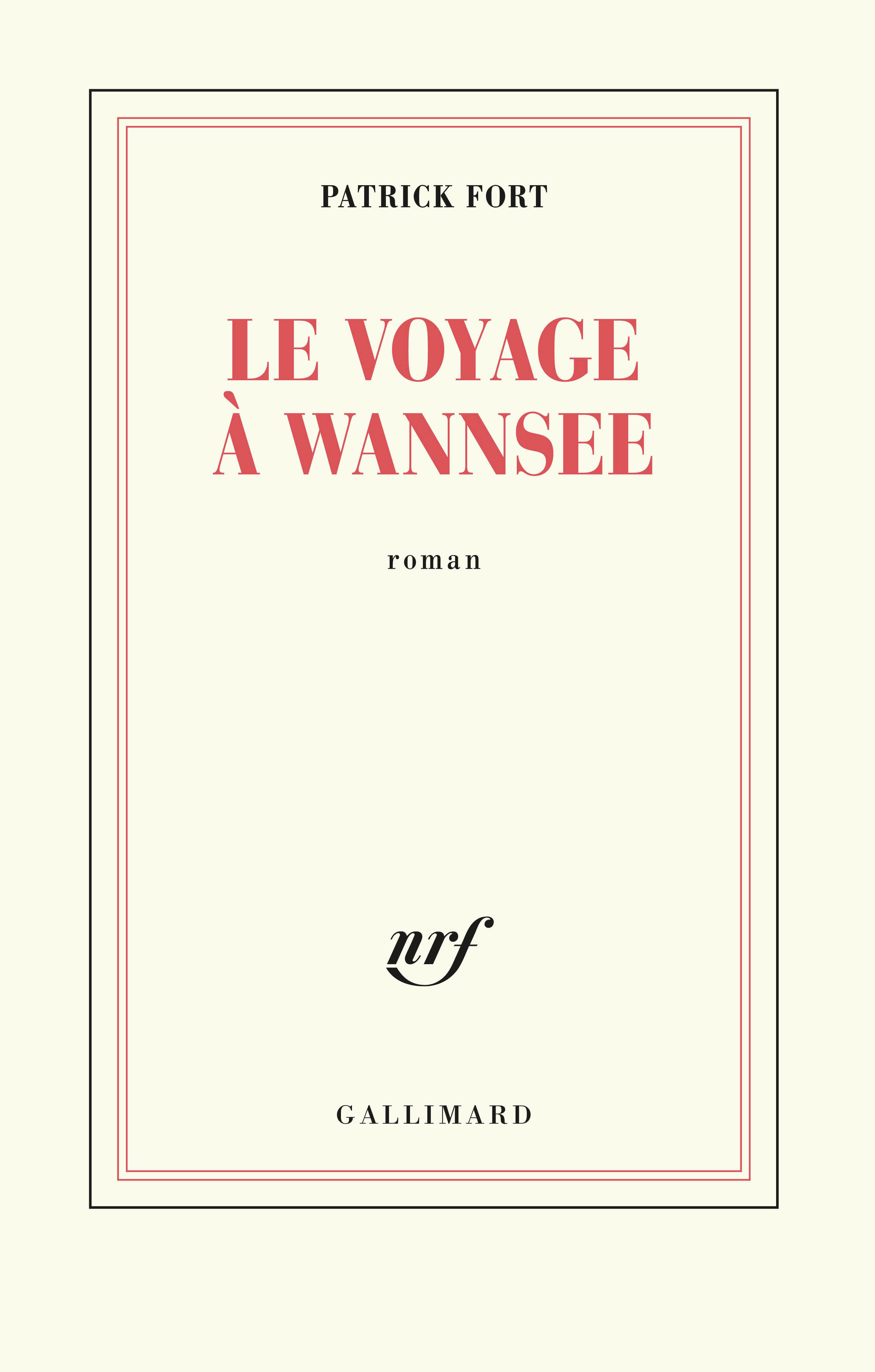 Le voyage Wannsee